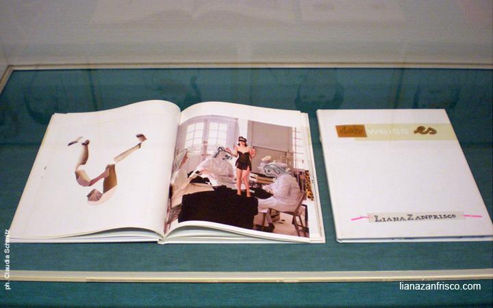 Ich weiss es, Libro-collage di Liana Zanfrisco