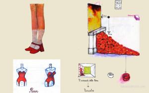 Paracelso, disegno digitale di Liana Zanfrisco.