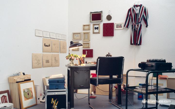 Ufficio portatile di Liana Zanfrisco