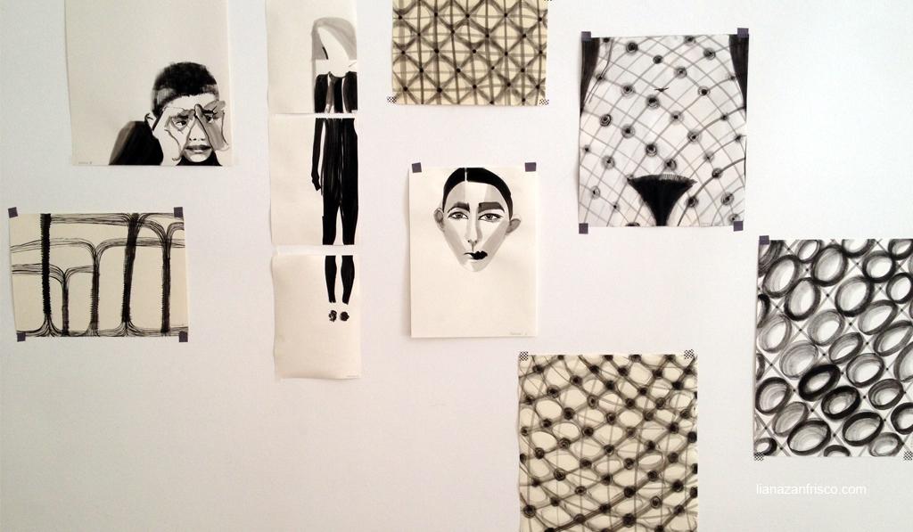 storie di segni, gruppo di disegni del mercoledì