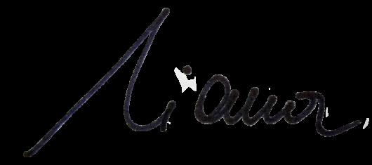 la mia firma