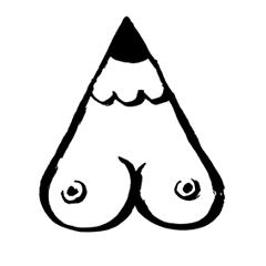 Disegno contemporaneo logo Fukt.