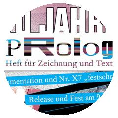 Disegno contemporaneo logo Prolog.
