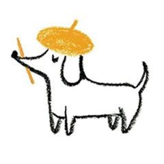 Disegno contemporaneo logo Roba da disegnatori.