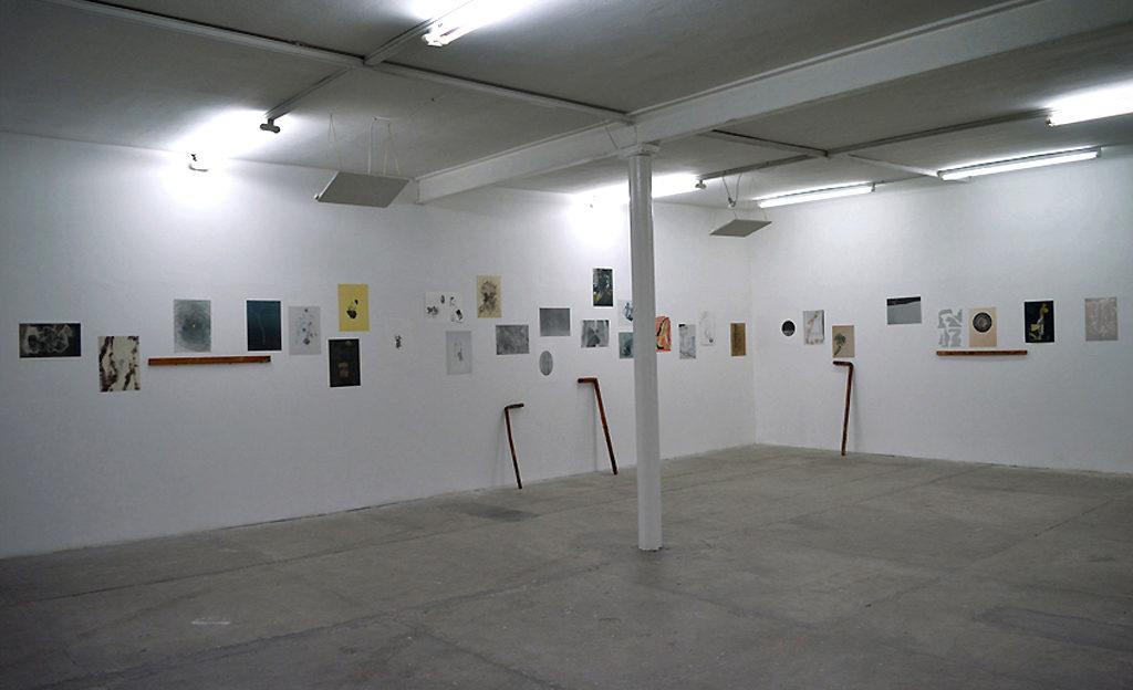 Laura Santamaria, Drawings from Lightning - mostra alla Fonderia Battaglia, Milano